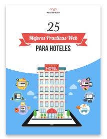 eBook - 25 mejores prácticas web para hoteles 1